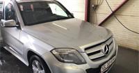 86 Kategori F: Mercedes GLK 220 CDI