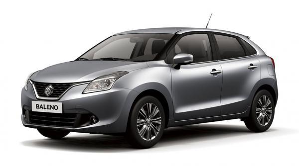 64 Kategori C: Suzuki Baleno 1,2 Dualjet Comfort Hit
