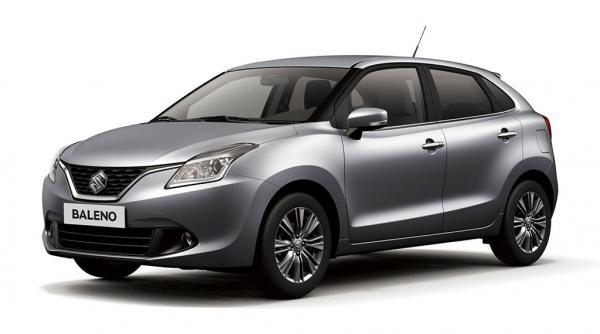 68 Kategori C: Suzuki Baleno 1,2 Dualjet Comfort Hit